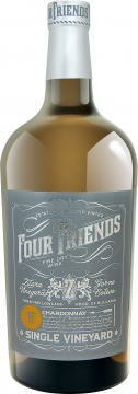 Four Friends Single Vineyard Chardonnay