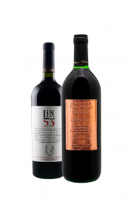 Lin 53 Red Blend - Stambolovo AOC Merlot 1991 Limited Release