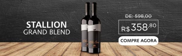 Stallion Grand Blend - 2 garrafas